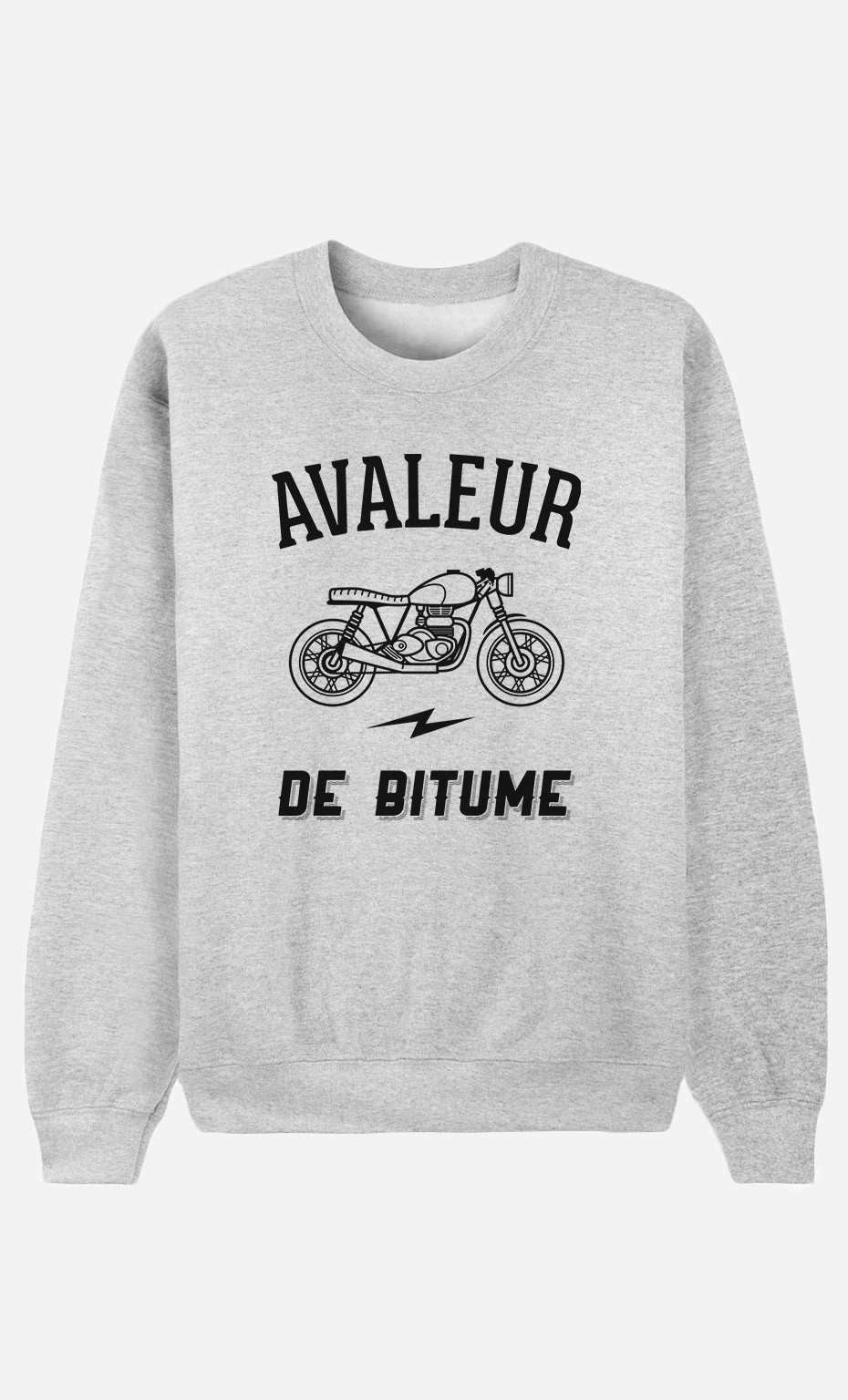 Sweat Homme Avaleur De Bitume