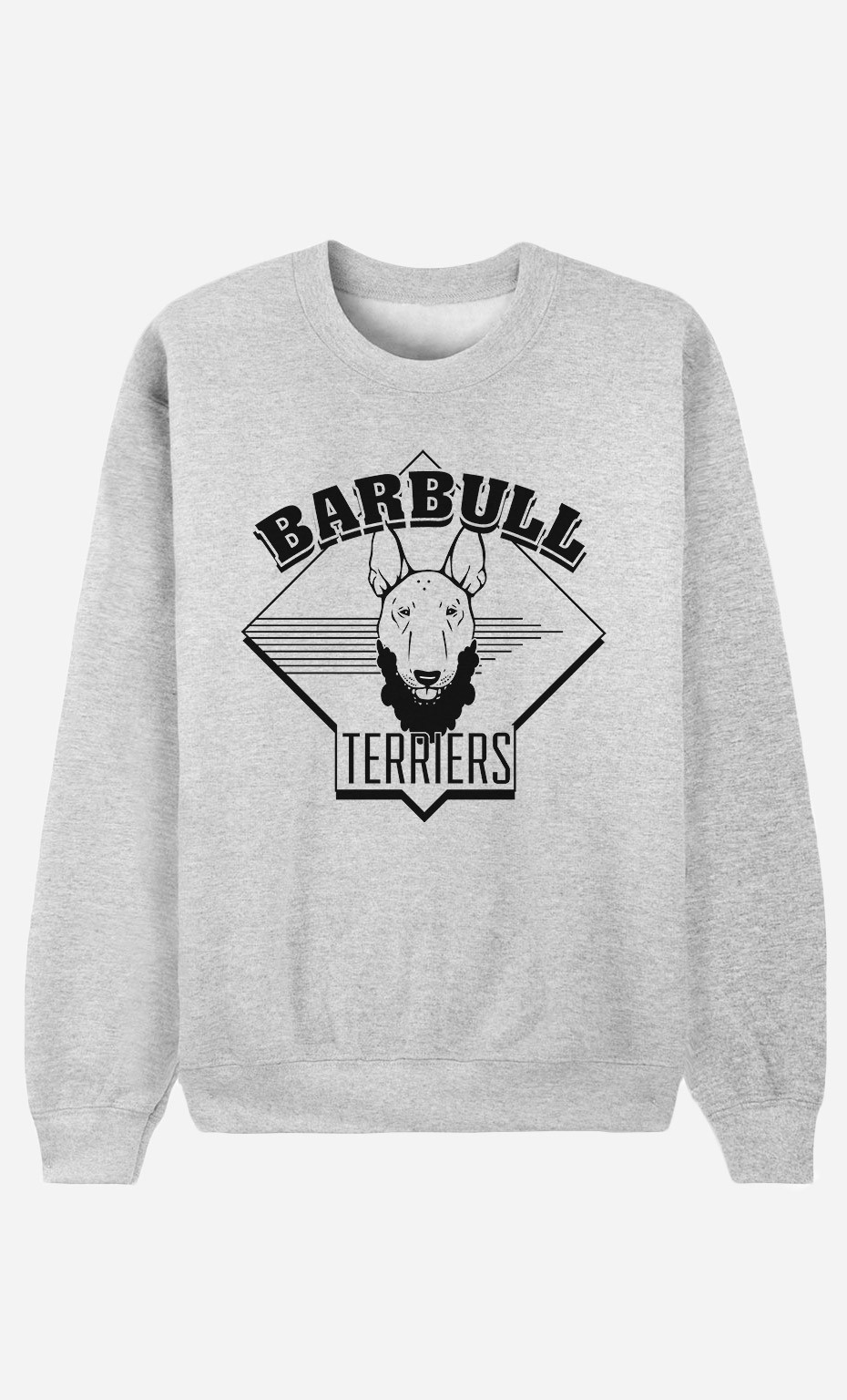 Sweat Homme Barbull'terriers