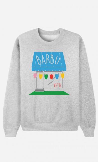 Sweat Barbu'vette