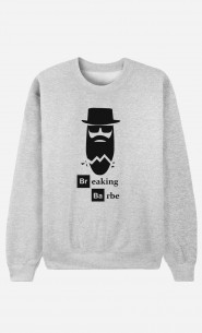 Sweat Homme Breaking Barbe