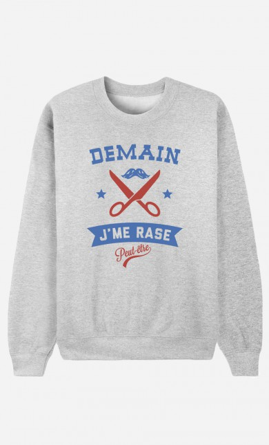 Sweater Demain J'me Rase