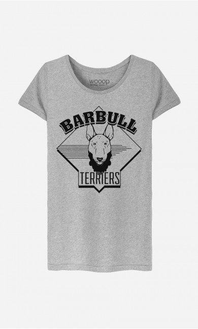 T-Shirt Femme Barbull'terriers