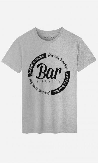 T-Shirt Homme Bar'biflette