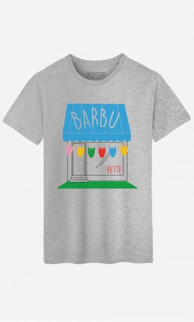 T-Shirt Homme Barbu'vette