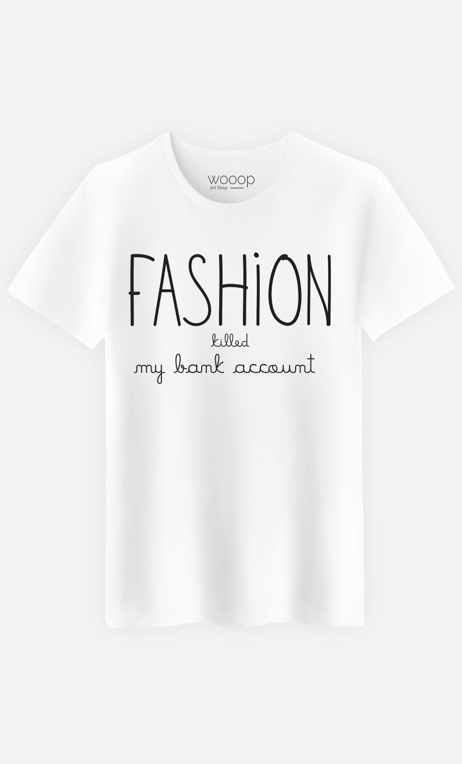 T-Shirt Fashion Killed my Bank Account