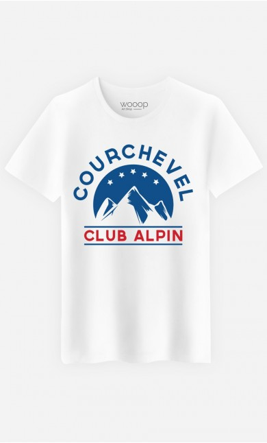 T-Shirt Homme Club Courchevel