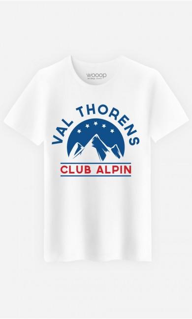 T-Shirt Homme Club Val Thorens
