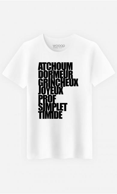 T-Shirt Homme Atchoum