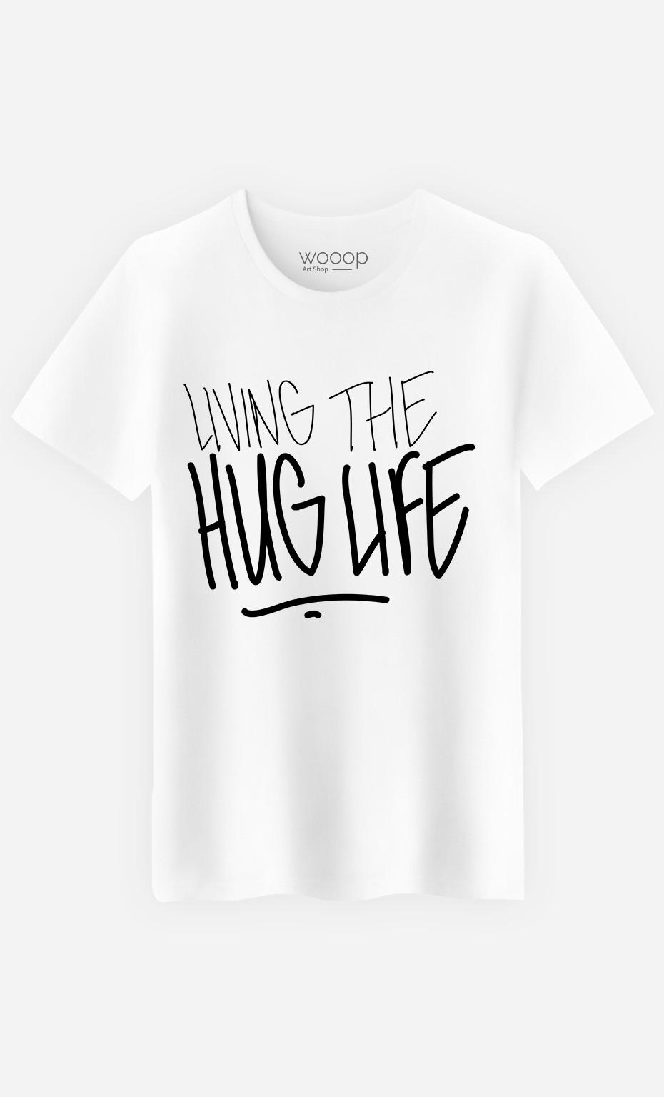 T-Shirt Homme Hug Life