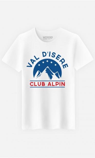 T-Shirt Homme Club Val d'Isère