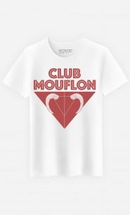 T-Shirt Homme Club Mouflon