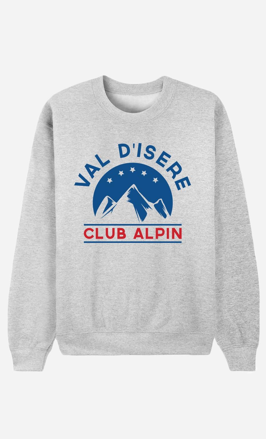 Sweat Femme Club Val d'Isère