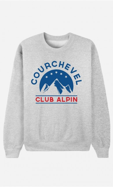 Sweat Homme Club Courchevel