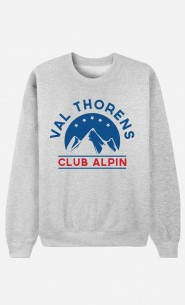 Sweat Homme Club Val Thorens
