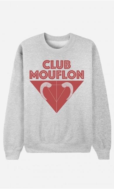 Sweat Homme Club Mouflon