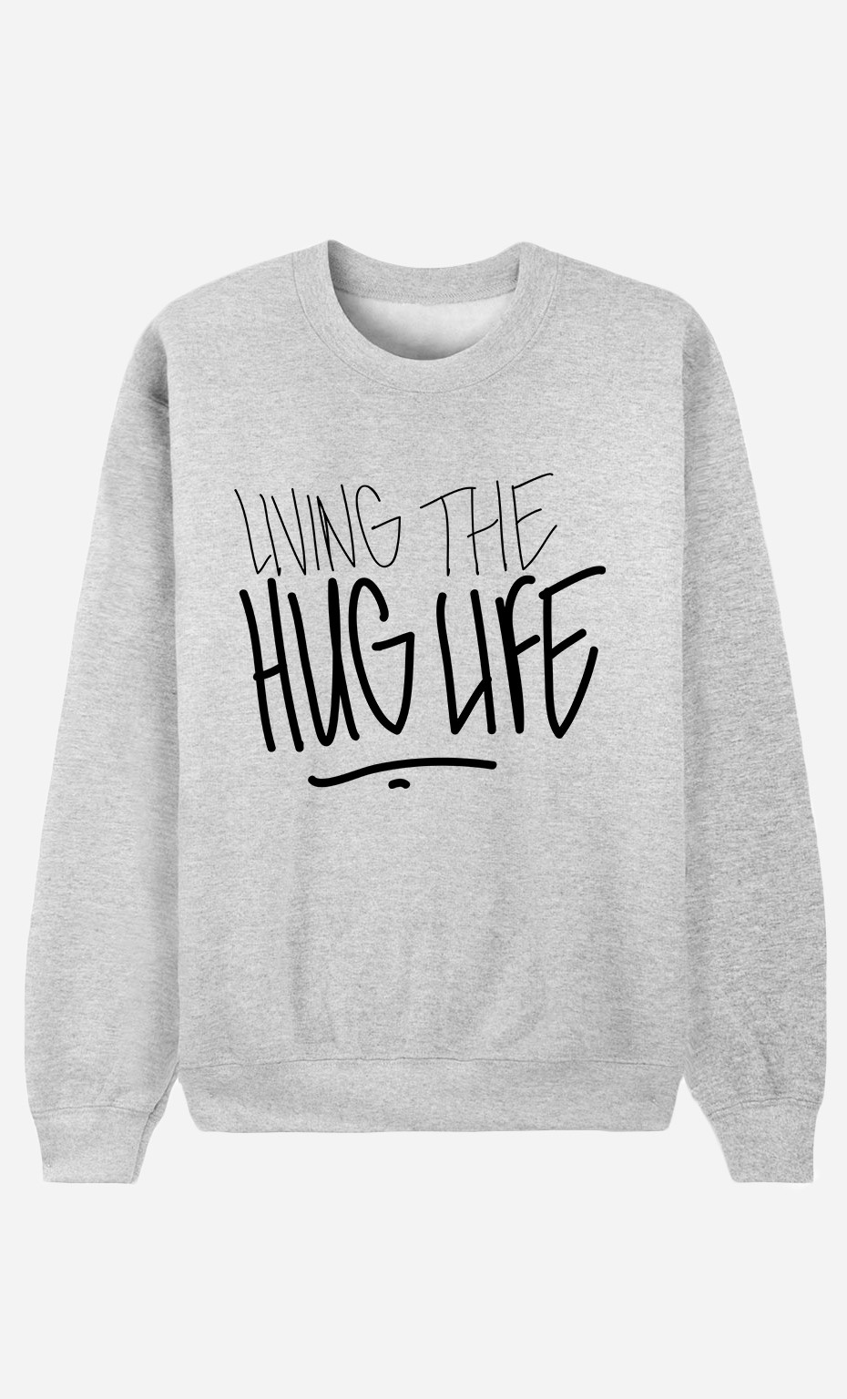 Sweat Homme Hug Life