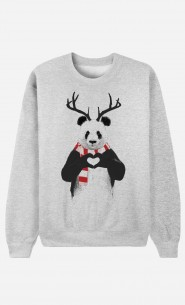 Sweat Homme Xmas Panda