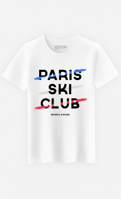 T-Shirt Paris Ski Club