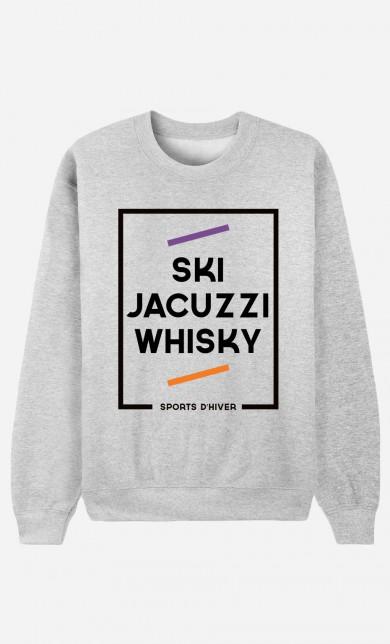 Sweat Ski Jacuzzi Whisky