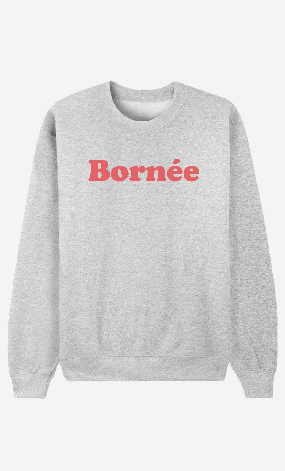 Sweat Bornée