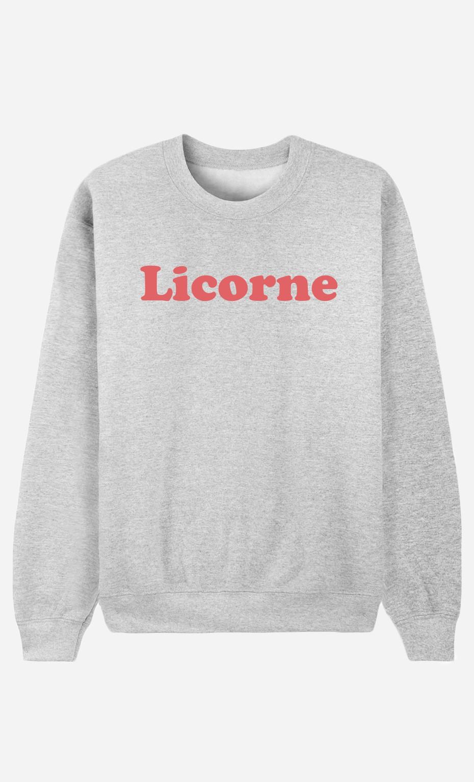 Sweat Licorne