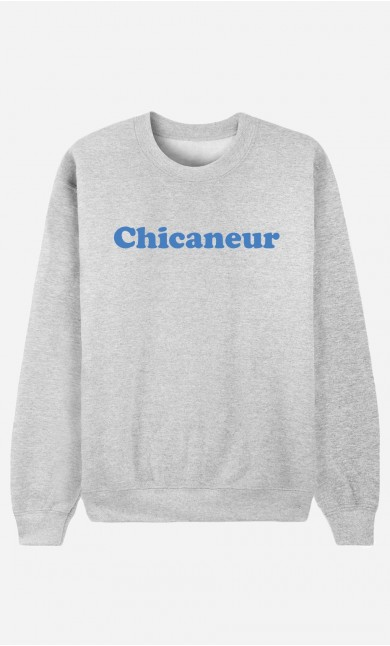 Sweat Homme Chicaneur