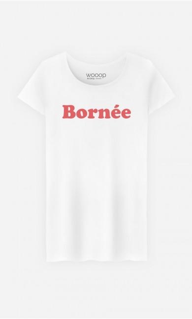 T-Shirt Femme Bornée
