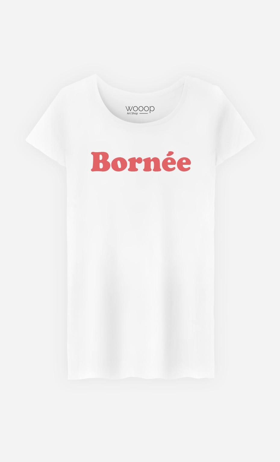 T-Shirt Bornée
