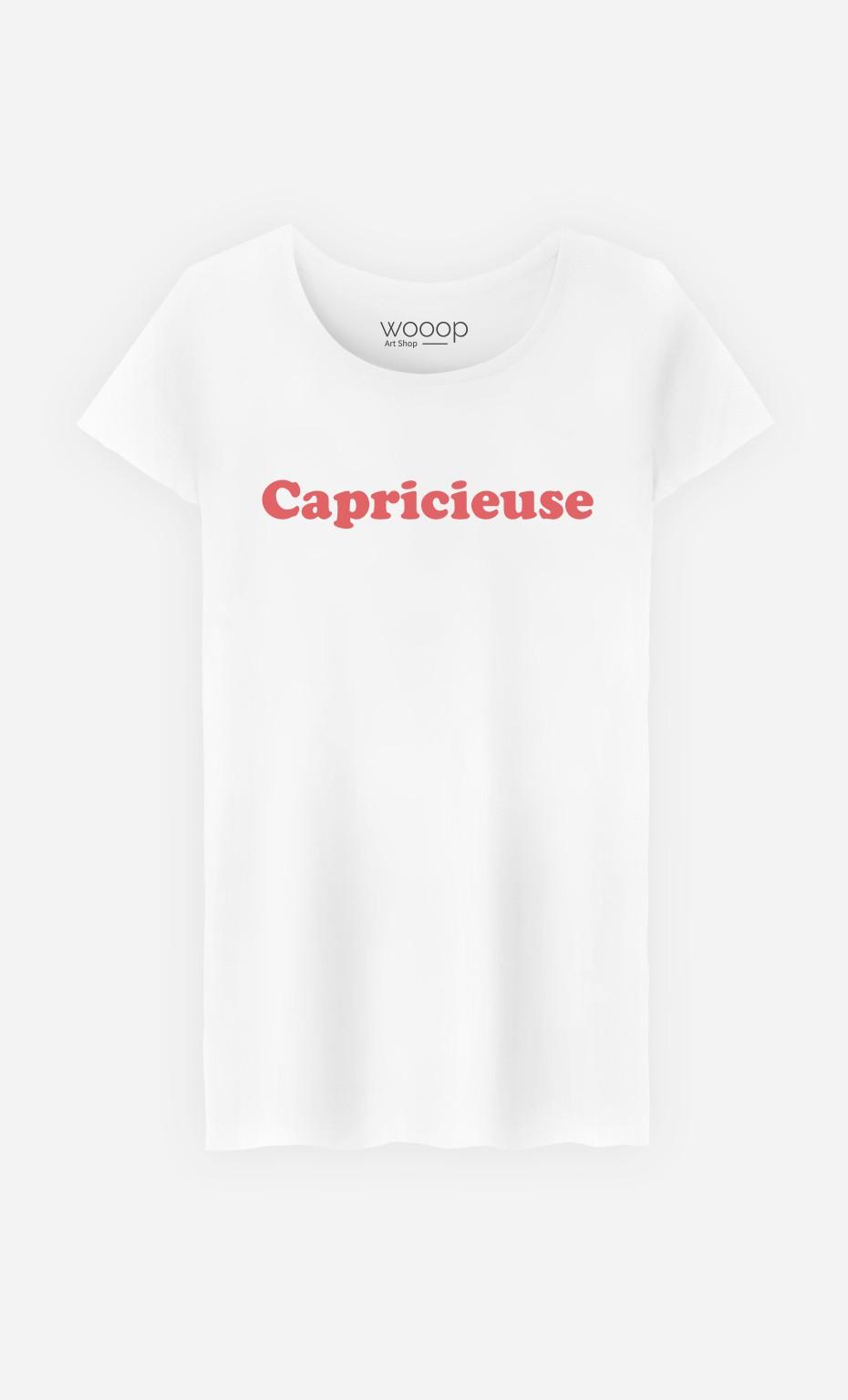 T-Shirt Capricieuse