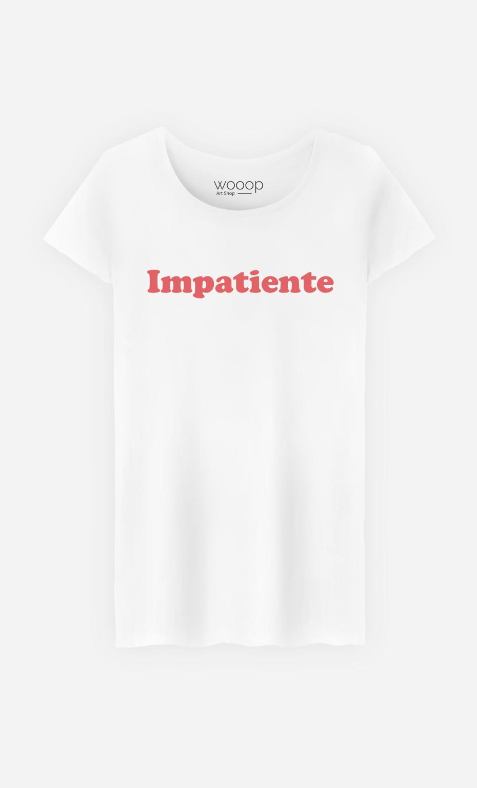 T-Shirt Impatiente