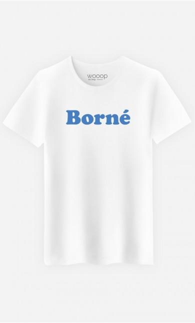 T-Shirt Homme Borné