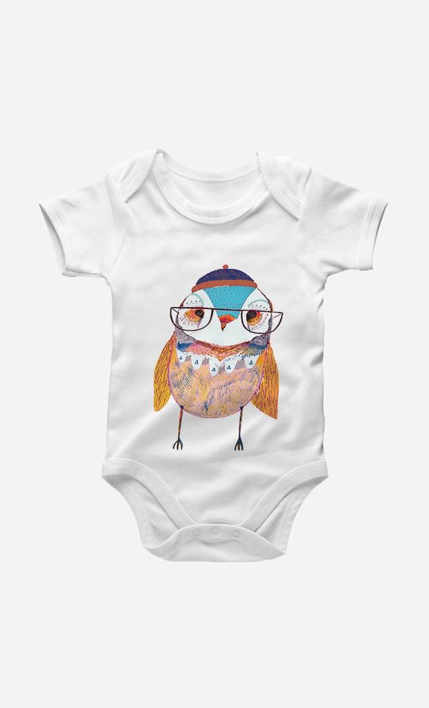 Body Bobble Hat Owl