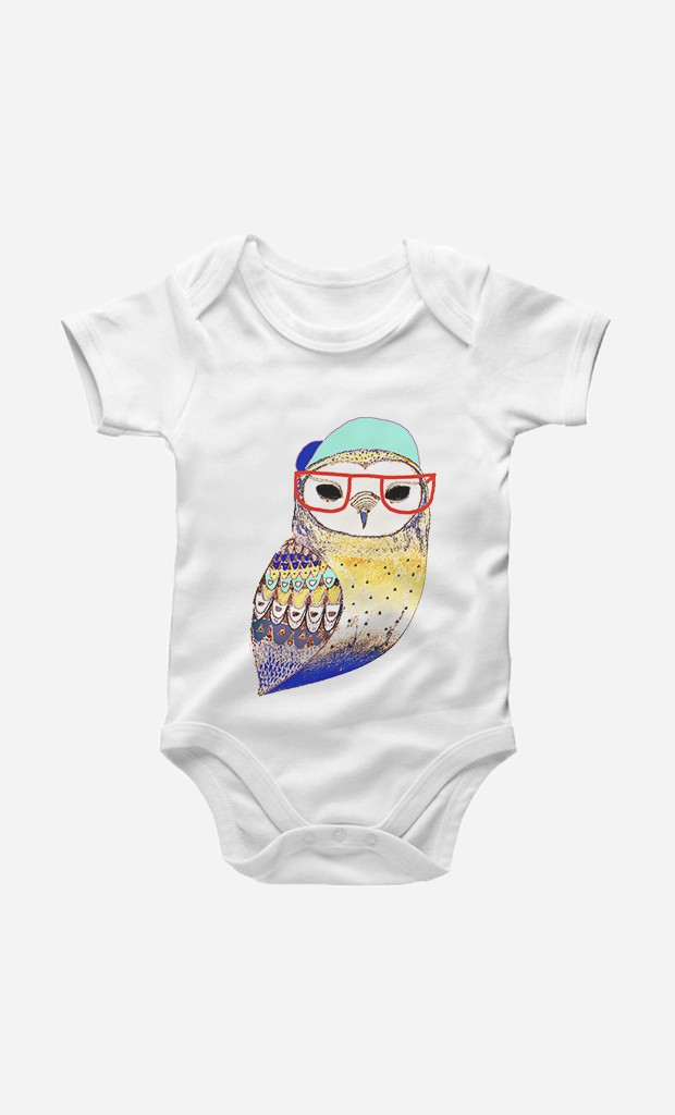 Body Hipster Owl