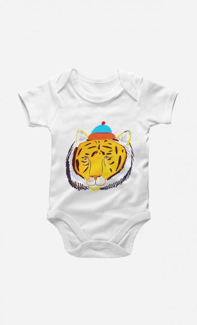 Body Tiger Head
