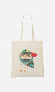 Tote Bag Hip Owl