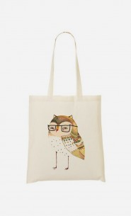 Tote Bag Little Owl