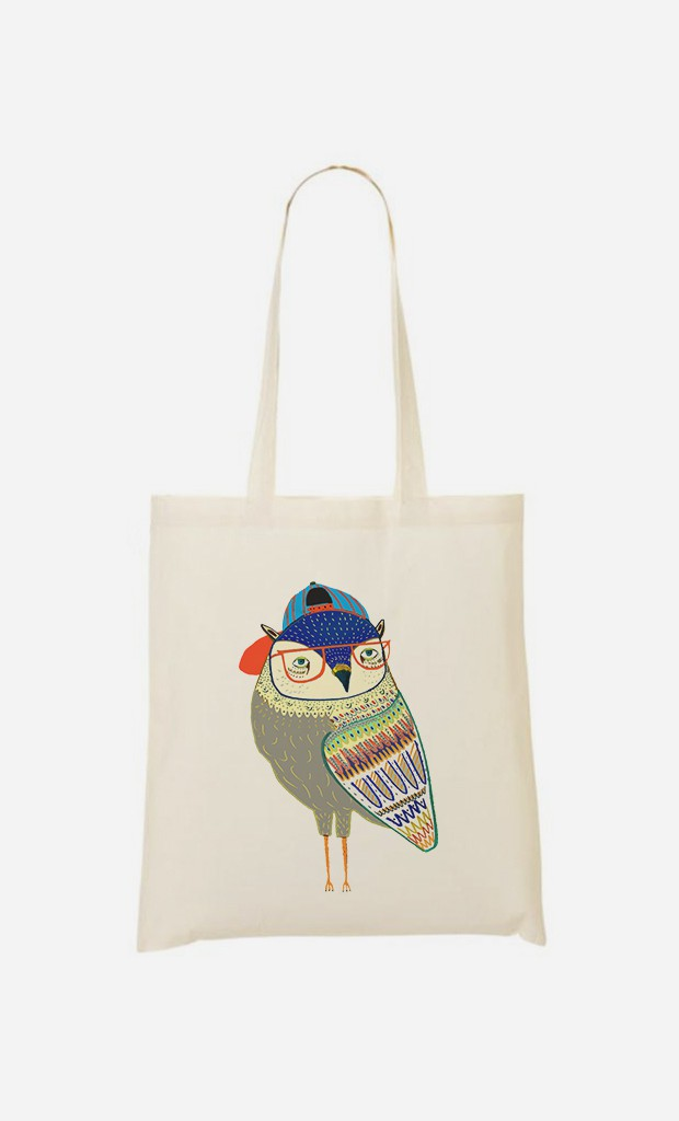 Tote Bag Owl Coolest