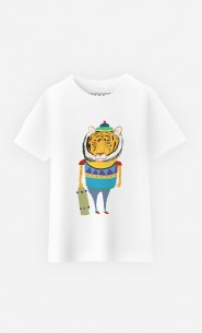 T-Shirt Enfant Tiger Skater