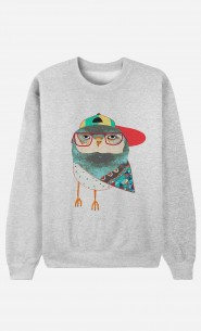 Sweat Homme Hip Owl