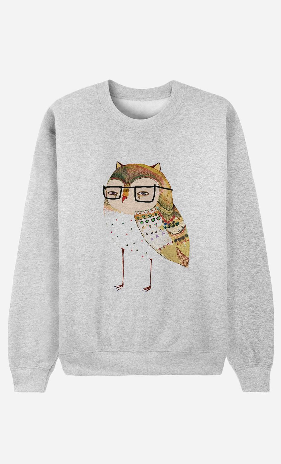 Sweat Homme Little Owl
