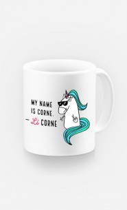 Mug My Name is Corne
