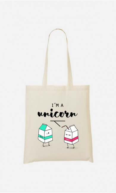 Tote Bag I'm A Unicorn