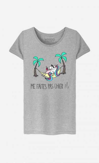 T-Shirt Me Faites Pas Chier