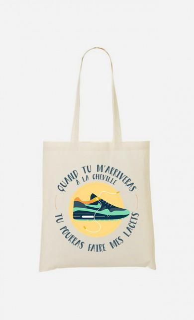 Tote Bag A La Cheville
