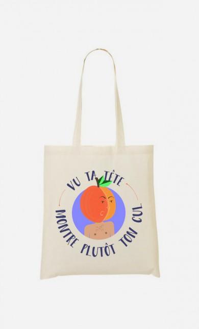 Tote Bag Vu Ta Tête
