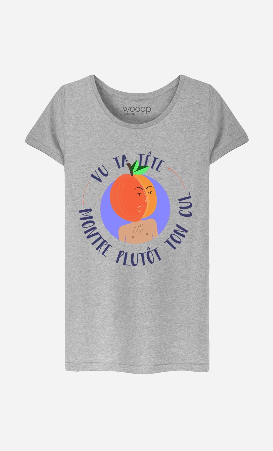 T-Shirt Vu Ta Tête