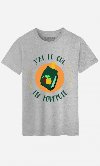 T-Shirt Homme Pom Pote