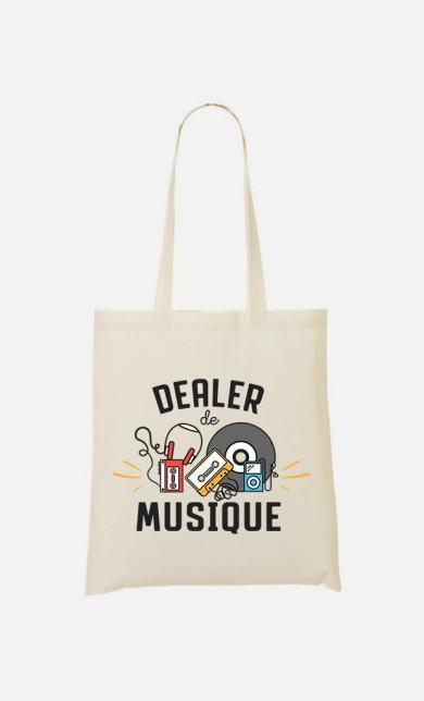 Tote Bag Dealer De Musique