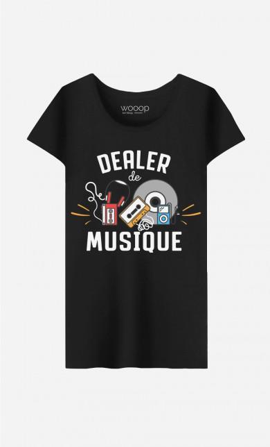 T-Shirt Dealer De Musique