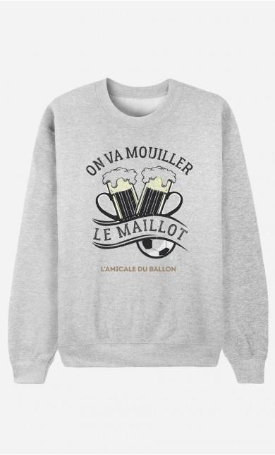 Sweat On Va Mouiller le Maillot